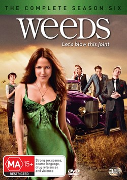 Weeds: Season 6 [DVD]