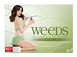 Weeds: The Complete Collection - Seasons 1-8 [DVD]