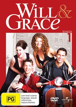 Will and Grace: The Complete Series 1 [DVD]
