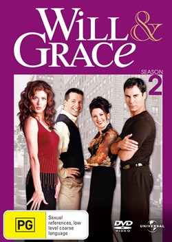 Will and Grace: The Complete Series 2 [DVD]