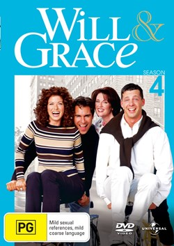 Will and Grace: The Complete Series 4 [DVD]