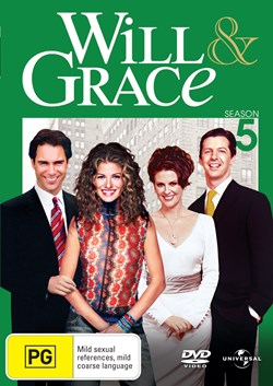 Will and Grace: The Complete Series 5 [DVD]