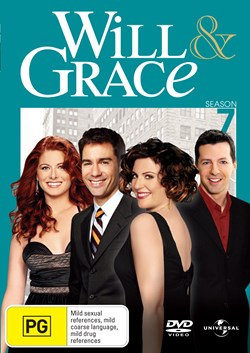 Will and Grace: The Complete Series 7 [DVD]