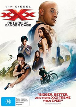 xXx - The Return of Xander Cage [DVD]