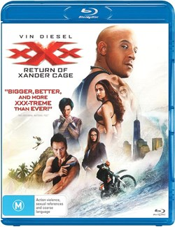 xXx - The Return of Xander Cage [Blu-ray]