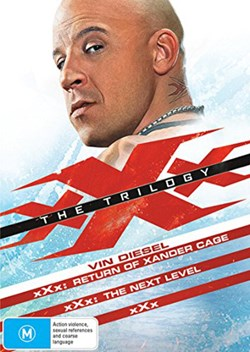 XXx/xXx 2 - State of the Union/xXx - The Return of Xander Cage [DVD]