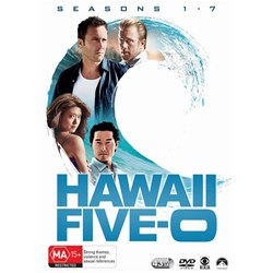 Hawaii Five-0: Season 1-7 [DVD]