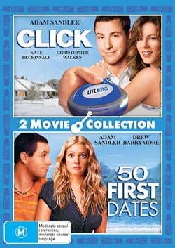 50 First Dates/Click [DVD]
