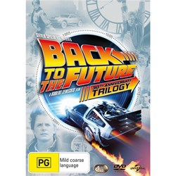 Back to the Future Trilogy (Box Set) [DVD]
