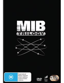Men in Black/Men in Black 2/Men in Black 3 [DVD]