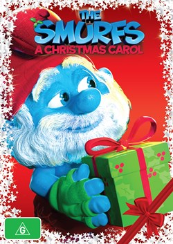 The Smurfs: A Christmas Carol [DVD]