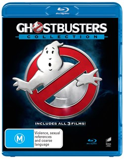 Ghostbusters 1-3 Collection [Blu-ray]