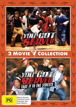 You Got Served/You Got Served - Take It to the Streets [DVD]