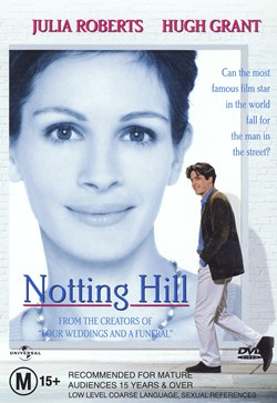 Notting Hill [DVD]