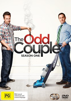 The Odd Couple: Season 1 [DVD]