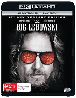 The Big Lebowski (4K Ultra HD + Blu-ray) [UHD]