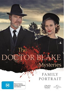 The Doctor Blake Mysteries - Family Portrait [DVD]