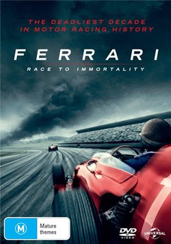 Ferrari: Race to Immortality [DVD]