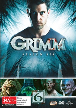 Grimm: Season 6 (Box Set) [DVD]