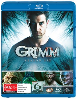 Grimm: Season 6 (Box Set) [Blu-ray]