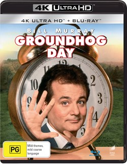 Groundhog Day (4K Ultra HD + Blu-ray) [UHD]