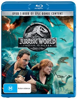 Jurassic World - Fallen Kingdom [Blu-ray]