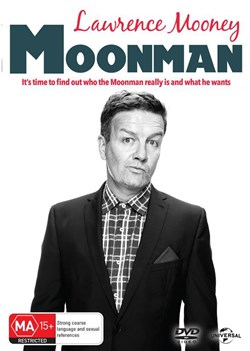 Lawrence Mooney: Moonman [DVD]