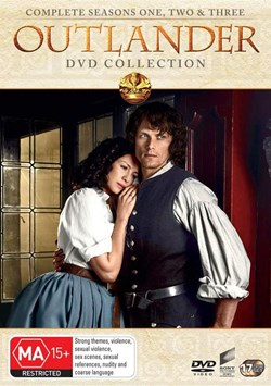 Outlander: Seasons 1-3 (Box Set) [DVD]