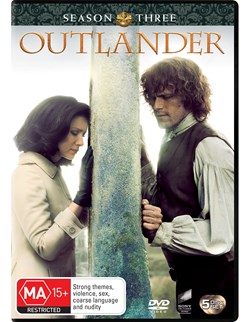 Outlander: Season Three (Box Set) [DVD]