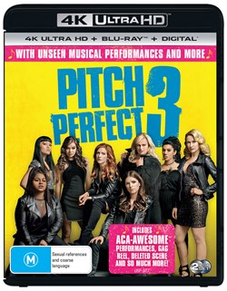 Pitch Perfect 3 (4K Ultra HD + Blu-ray + Digital Download) [UHD]