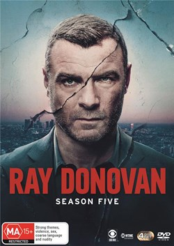 Ray Donovan: Season Five (Box Set) [DVD]