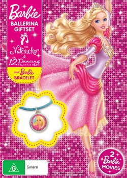 Barbie in the Nutcracker/Barbie in the 12 Dancing Princesses [DVD]