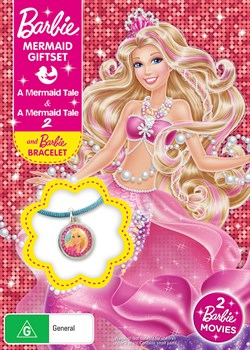 Barbie in a Mermaid Tale/Barbie in a Mermaid Tale 2 [DVD]