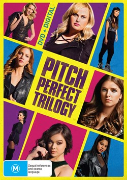 Pitch Perfect Trilogy (Box Set) [DVD]