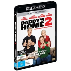 Daddy's Home 2 (4K Ultra HD + Blu-ray) [UHD]