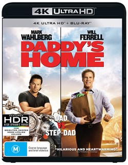 Daddy's Home (4K Ultra HD + Blu-ray) [UHD]
