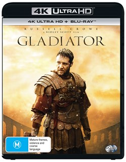 Gladiator (4K Ultra HD + Blu-ray + Digital Download) [UHD]