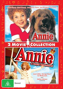Annie/Annie - A Royal Adventure [DVD]