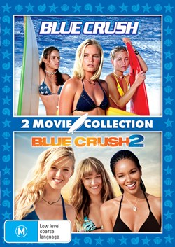 Blue Crush/Blue Crush 2 [DVD]