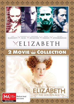 Elizabeth/Elizabeth:The Golden Age [DVD]