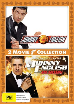 Johnny English/Johnny English Reborn [DVD]