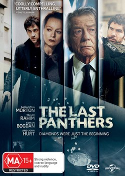 The Last Panthers [DVD]
