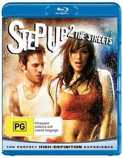 Step Up 2 - The Streets [Blu-ray]