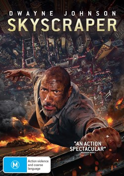 Skyscraper (with Digital Download) [DVD]
