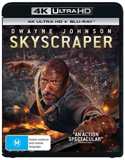 Skyscraper (4K Ultra HD + Blu-ray) [UHD]