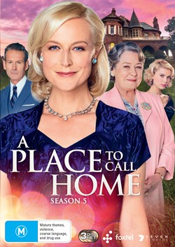 A Place to Call Home: Series Five (Box Set) [DVD]