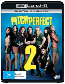 Pitch Perfect 2 (4K Ultra HD + Blu-ray) [UHD]