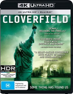 Cloverfield (4K Ultra HD) [UHD]