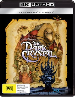 The Dark Crystal (4K Ultra HD + Blu-ray) [UHD]