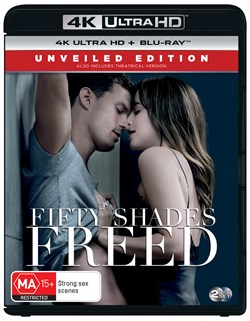 Fifty Shades Freed (4K Ultra HD + Blu-ray) [UHD]